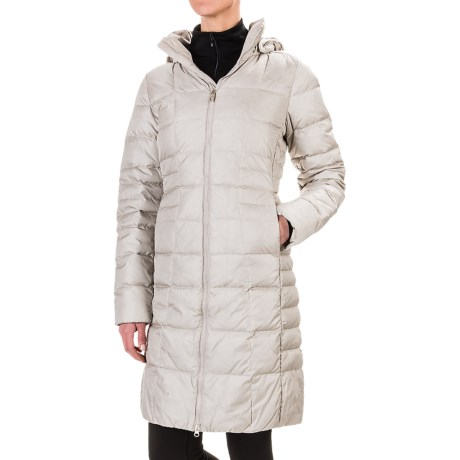 The North Face Metropolis Hooded Down Parka - 550 Fill Power, Water Resistant (For Women)