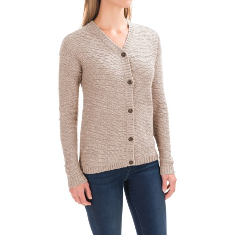 Woolrich Whispering Pines Cardigan Sweater (For Women)