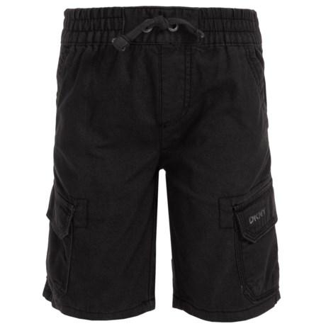Specially made Woven Cargo Shorts (For Big Boys)