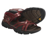 Keen Naples Sandals - Leather (For Women)