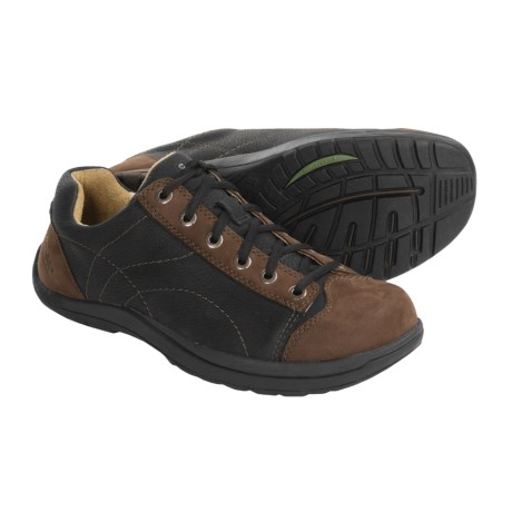 Earth Bluff Rugged Oxford Shoes (For Men)