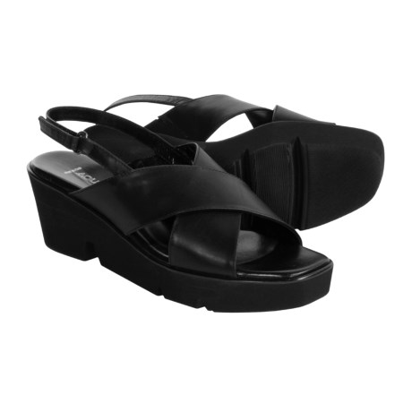 Aquatalia by Marvin K . Strut Sandals - Sling-Backs (For Women)