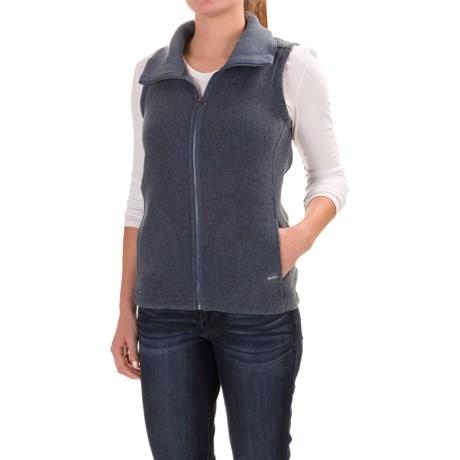 Woolrich Double Creek Sweater-Fleece Vest (For Women)