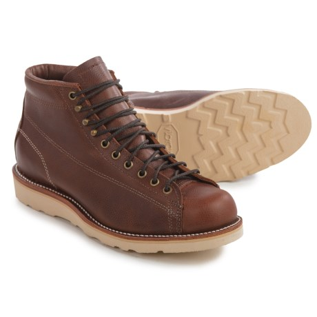 "Chippewa General Utility Bridgeman Boots - Leather, 5""(For Men)"
