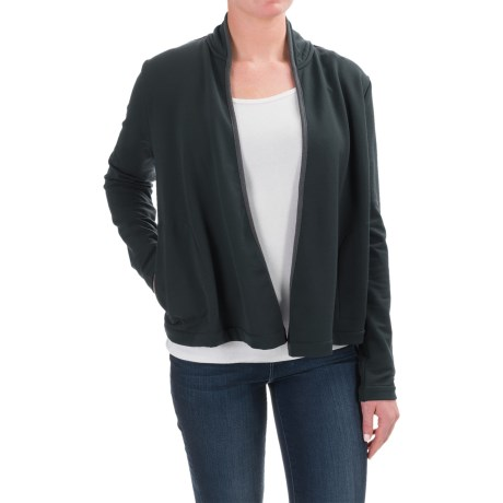 Woolrich Bur Basin Cardigan Sweater - Merino Wool, UPF 50+ (For Women)