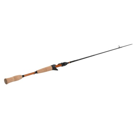 Temple Fork Outfitters Gary's Tactical Series Bass Drop Shot Casting Rod - 1-Piece, Fast Action
