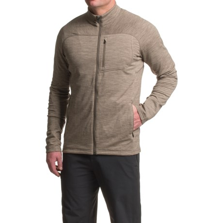 Icebreaker Mt. Elliot RealFLEECE® Jacket - Merino Wool, Full Zip (For Men)