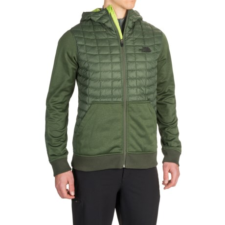 The North Face Kilowatt ThermoBall® Hooded Jacket - Insulated (For Men)