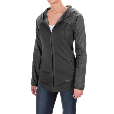 The North Face Spark Hoodie - Zip Front (For Women)