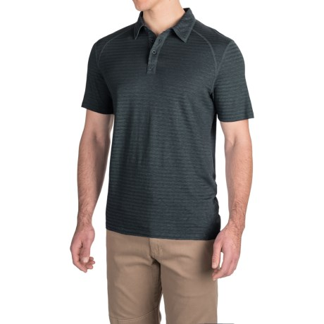Gramicci Drake Polo Shirt - Short Sleeve (For Men)