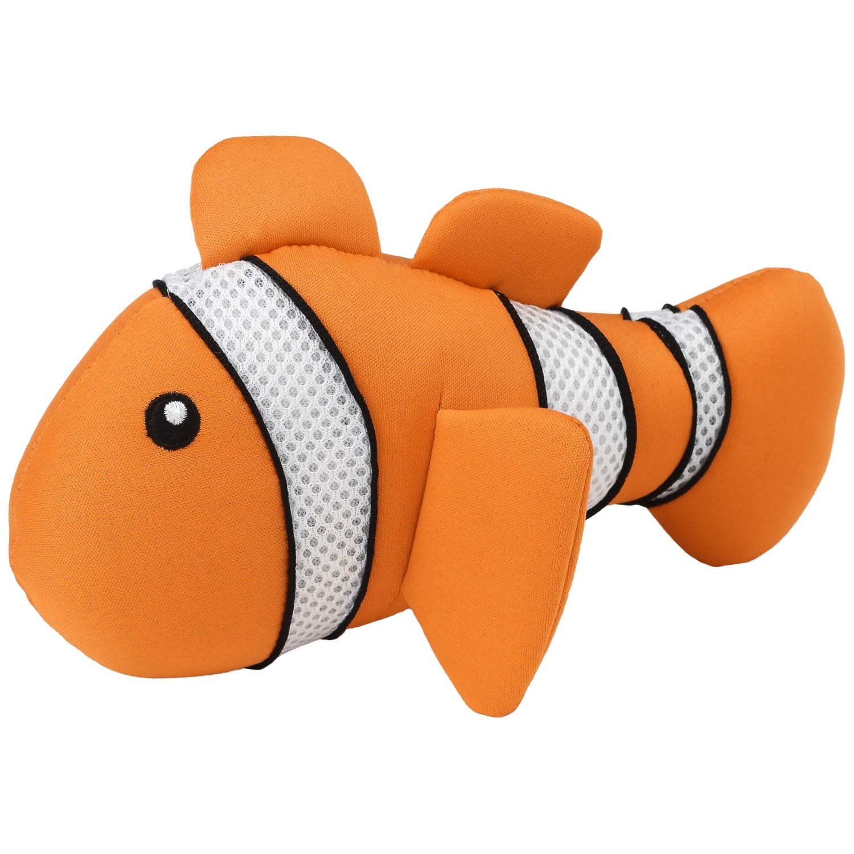 Petrageous floatrageous felix the fish dog toy 207nu for Fish dog toy