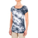 Royal Robbins Stargazer Tie-Dye Shirt - Short Sleeve (For Women)