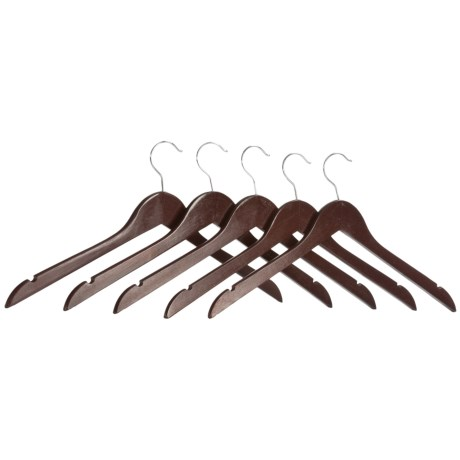 Honey Can Do Shirt Hangers - 5-Pack