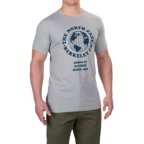 The North Face Globe Tri-Blend T-Shirt - Short Sleeve (For Men)
