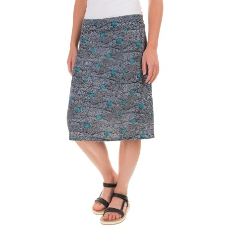 Royal Robbins Essential Printed Skirt - UPF 50+, TENCEL® (For Women)