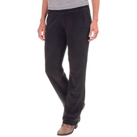 Royal Robbins Foxtail Fleece Pants - UPF 50+, Relaxed Fit (For Women)