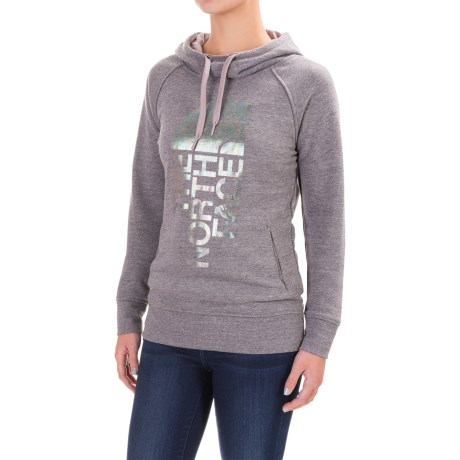 The North Face French Terry Trivert Hoodie (For Women)