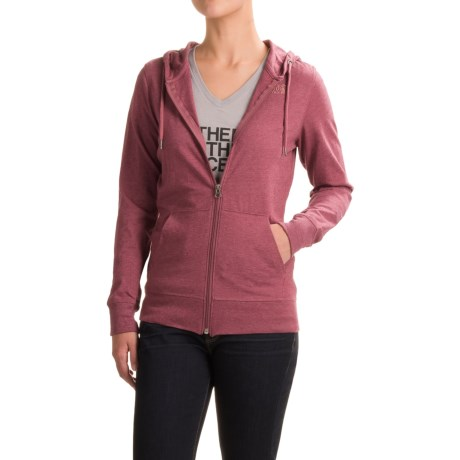 The North Face Lite Weight Full-Zip Hoodie (For Women)