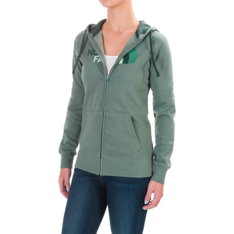 The North Face Half Dome Hoodie - Full Zip (For Women)