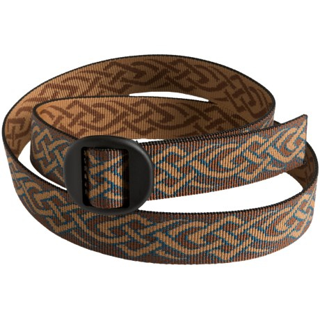 Bison Designs Web Belt (For Men and Women)