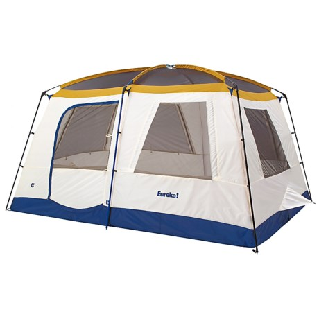 Eureka N!ERGY 1310 Tent with 12V LED Light Kit - 6-Person, 3-Season