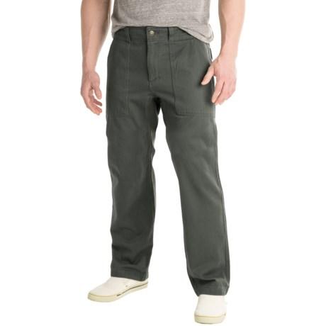 Royal Robbins Brushed Back Pants (For Men)