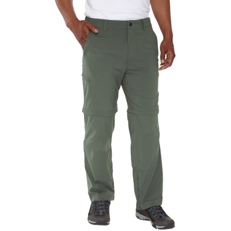Royal Robbins Traveler Stretch Convertible Pants - UPF 50+ (For Men)