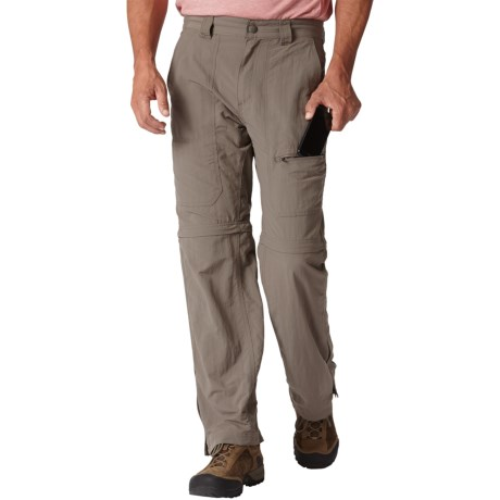 Royal Robbins Backcountry Convertible Pants - UPF 50+ (For Men)