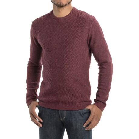 Royal Robbins Fireside Wool Sweater - Crew Neck (For Men)