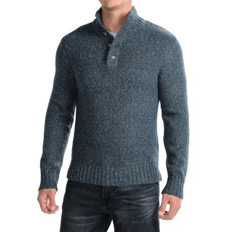 Royal Robbins Sequoia Mock Turtleneck Sweater (For Men)