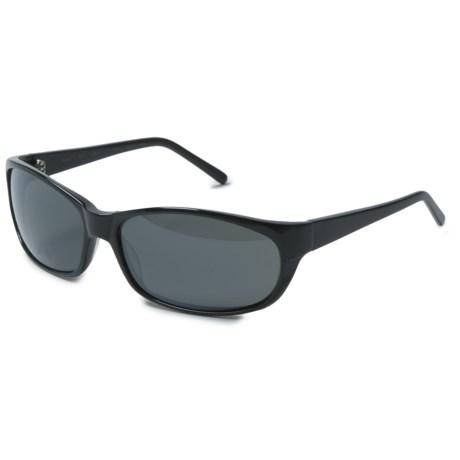 Reptile Sun Brady Wrap Sunglasses - Polarized