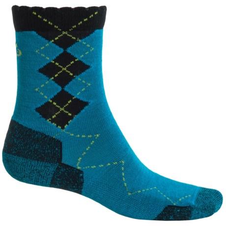 Point6 Freshman Socks - Merino Wool, 3/4 Crew (For Women)
