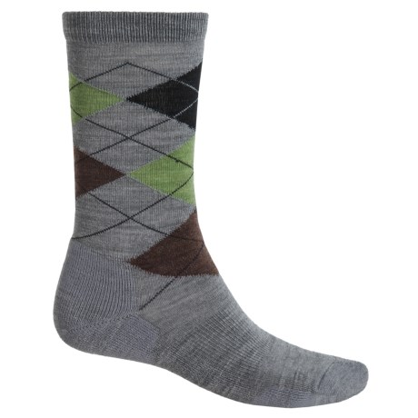 Point6 Liverpool Socks - Merino Wool, Crew (For Men and Women)