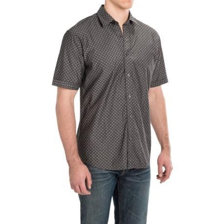 James Campbell Felipe Shirt - Cotton, Short Sleeve (For Men)