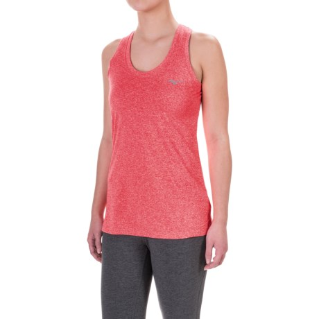Mizuno Inspire Singlet Shirt - Sleeveless (For Women)
