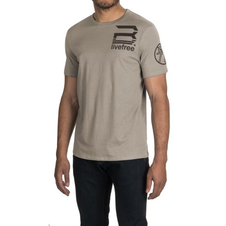 Buffalo David Bitton Nilmad T-Shirt - Short Sleeve (For Men)