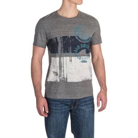 Buffalo David Bitton Naxaly T-Shirt - Short Sleeve (For Men)