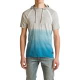 Buffalo David Bitton Nanielot Hooded T-Shirt - Short Sleeve (For Men)