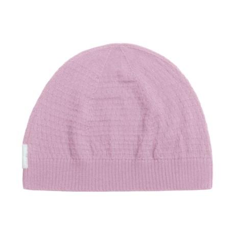 Icebreaker Sport 200 Textured Beanie Hat - Merino Wool (For Men and Women)