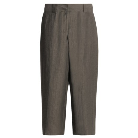 Madison Hill Crop Pants (For Women)