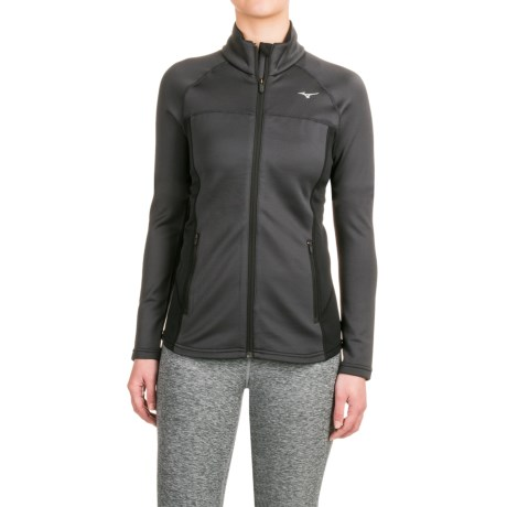 Mizuno Breath Thermo® Running Jacket (For Women)