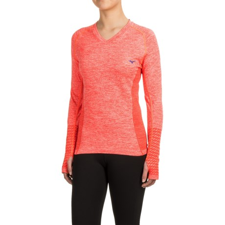 Mizuno Seeker Shirt - Long Sleeve (For Women)