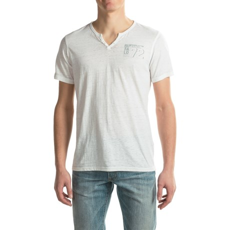 Buffalo David Bitton Nuhan T-Shirt - Short Sleeve (For Men)