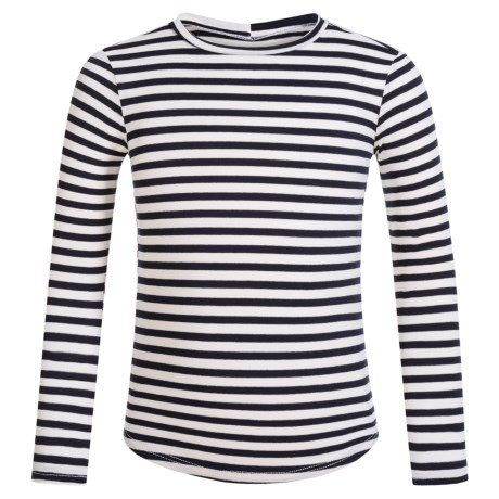 Mott 50 Mini Michelle T-Shirt - UPF 50+, Long Sleeve (For Toddler Girls)