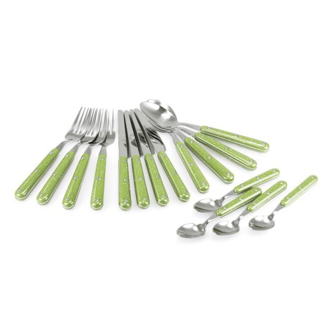 GSI Outdoors GSI Pioneer Cutlery Set - 16-Piece