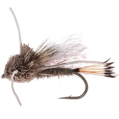 Montana Fly Company Tarantula Dry Flies - Dozen