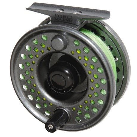 Ross Reels Flycast 4 Fly Fishing Reel Outfit - 7/8wt