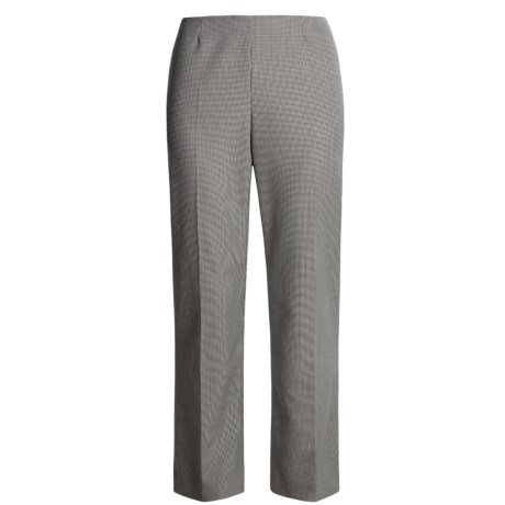 Peace of Cloth Panticular Audrey Pants - Mini-Houndstooth (For Women)