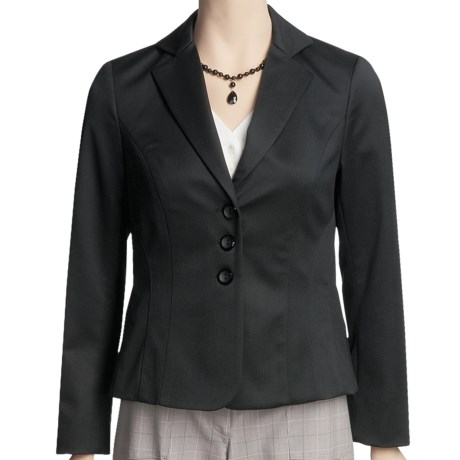 Peace of Cloth Panticular Emma Jacket - Shaping Seams (For Women)