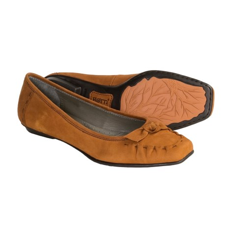 Born Calyx Leather Shoes - Slip-Ons (For Women)